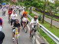 Passeio Ciclístico em Osasco